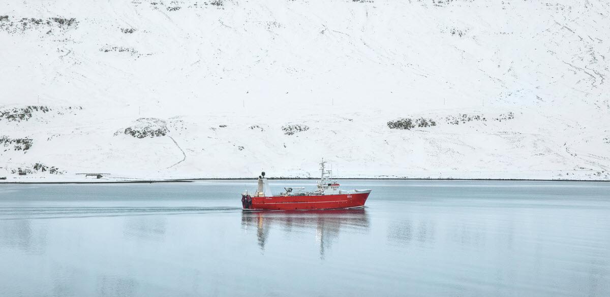 Iceland-boat